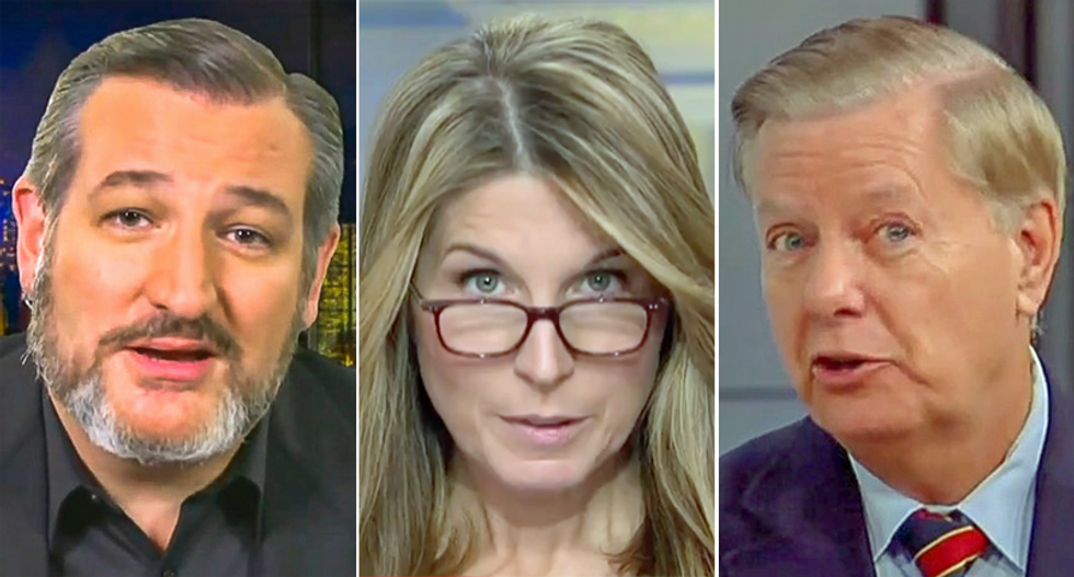 Nicolle Wallace questions the 'manliness' of Republicans defending Trump: 'What about their pride?'