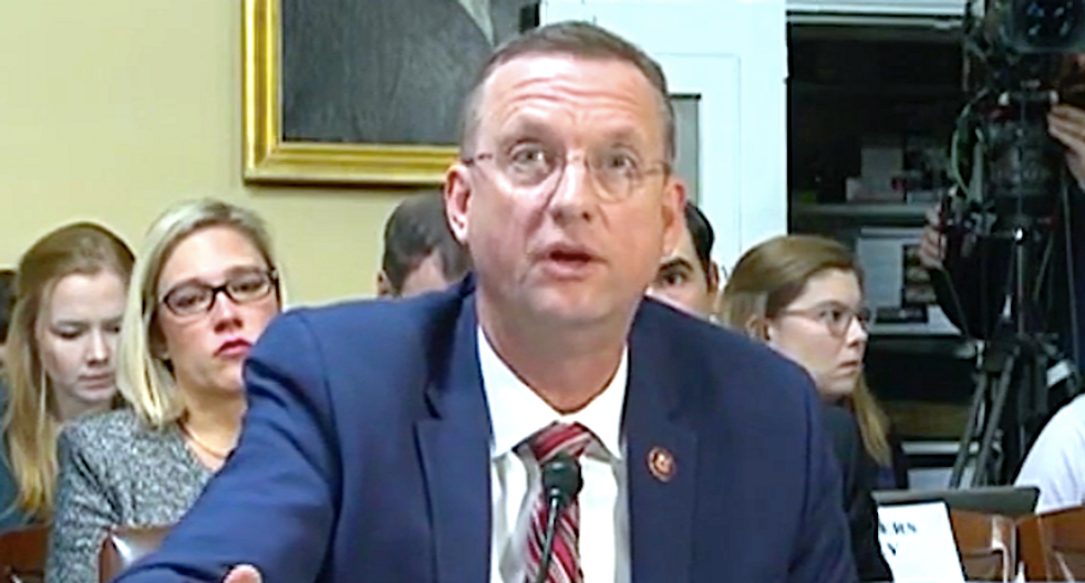 National Republican Senatorial Committee: Doug Collins is friends with black Democrats and 'can't be trusted'