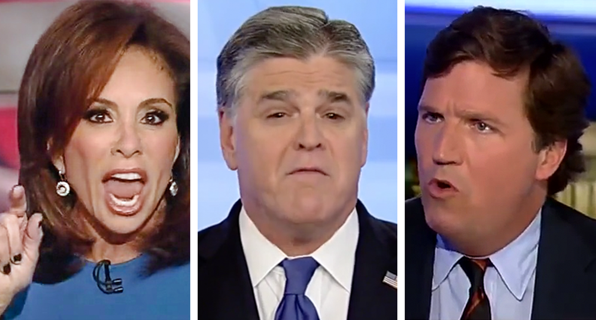 WaPo was wrong: Fox News isn't to blame for Trump's insurrection -- but these media outlets are