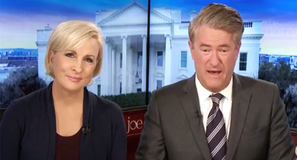 'Devastating': Morning Joe panel stunned by depth of Trump criminality exposed in GOP Russia report