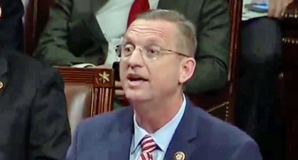 'You are garbage': GOPer Doug Collins hammered for ugly tweet attacking Ruth Bader Ginsburg
