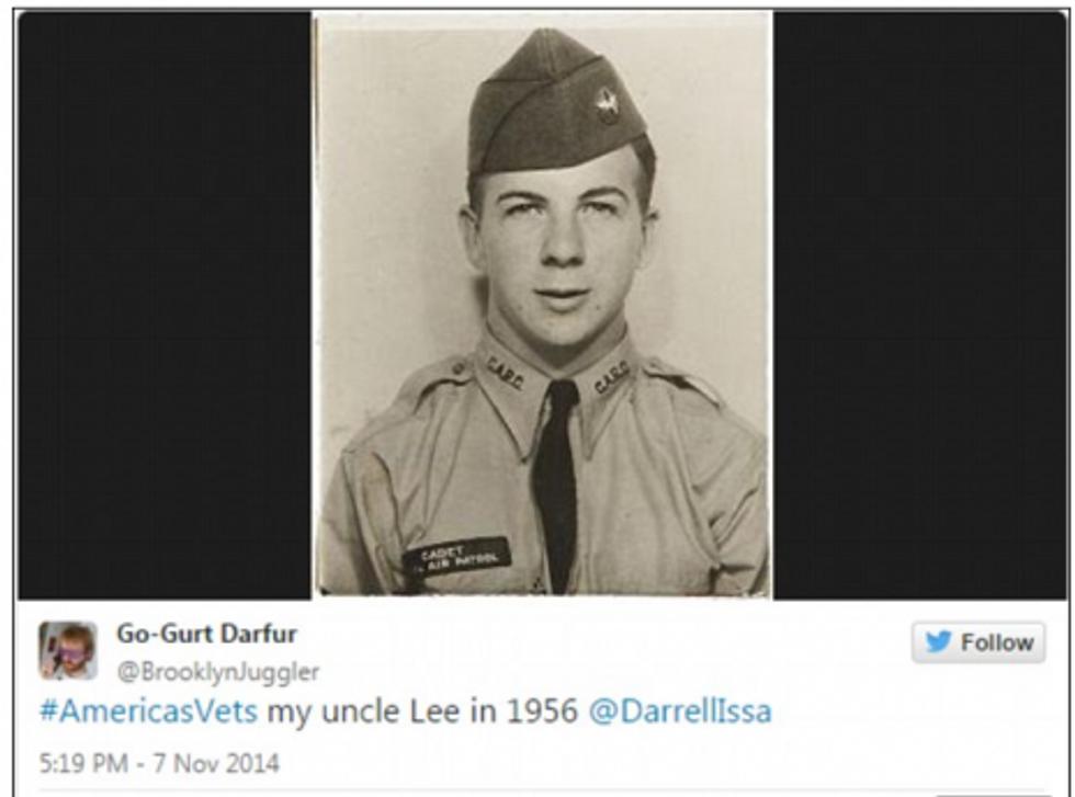 Lee Harvey Oswald (Darrell Issa Twitter account)