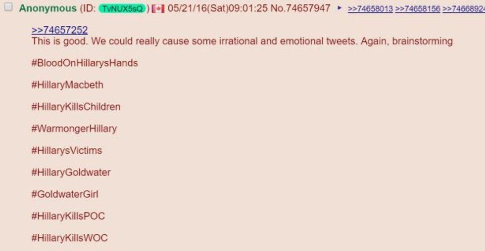 trump trolls on 4chan4