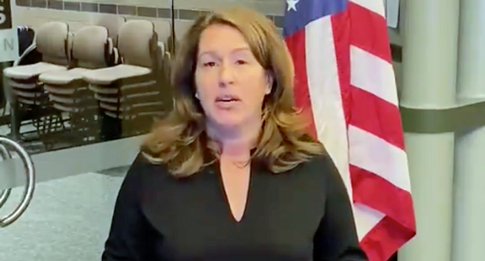 GOP city clerk rips RNC Chair for 'intentionally' undermining the election process in Michigan