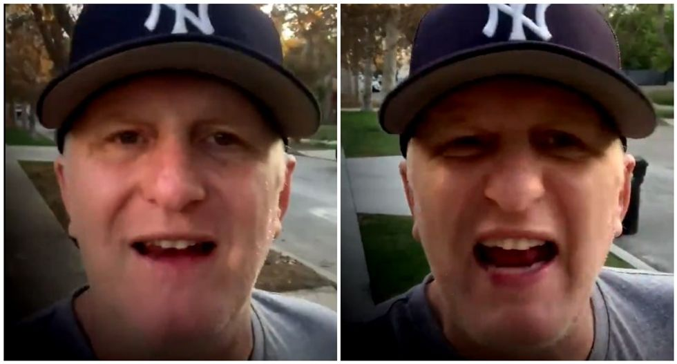 'It's over -- you lost!' Comedian Michael Rapaport drops cathartic victory rant against Trump