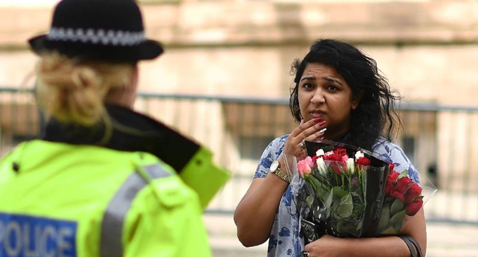 Manchester Arena attack: amid the horror, the strength of an incredible city took hold