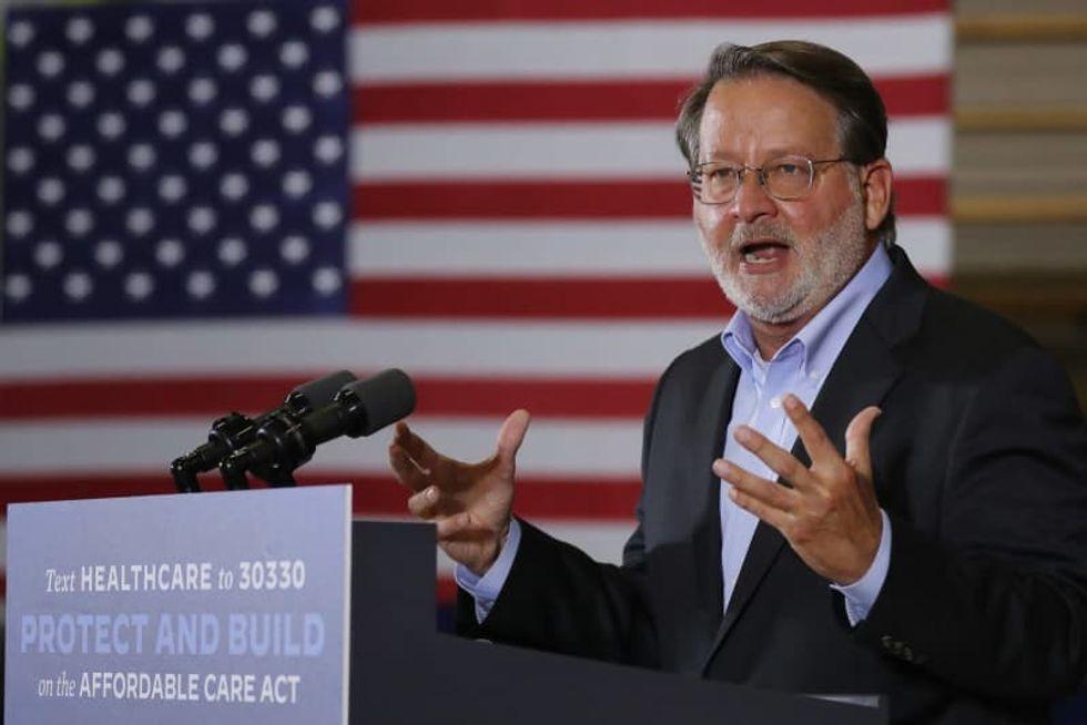 Dem Gary Peters victorious over John James in Michigan's US Senate race
