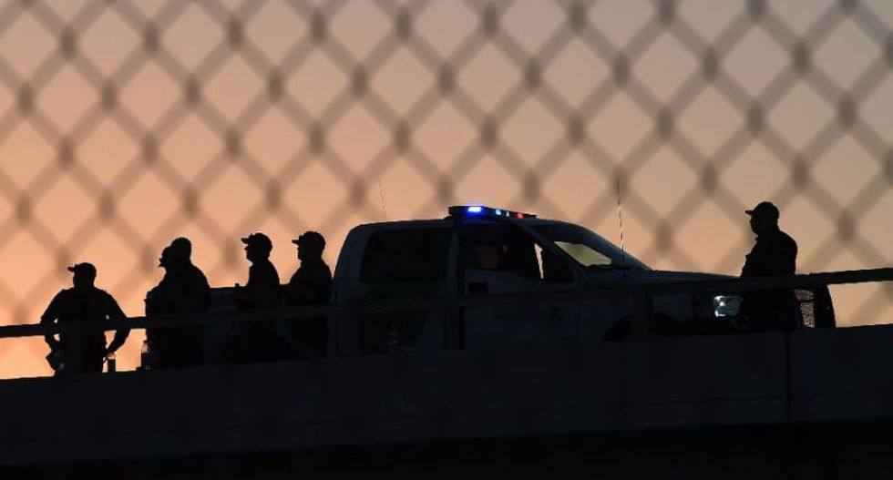 US detaining more migrants at Mexico border: officials