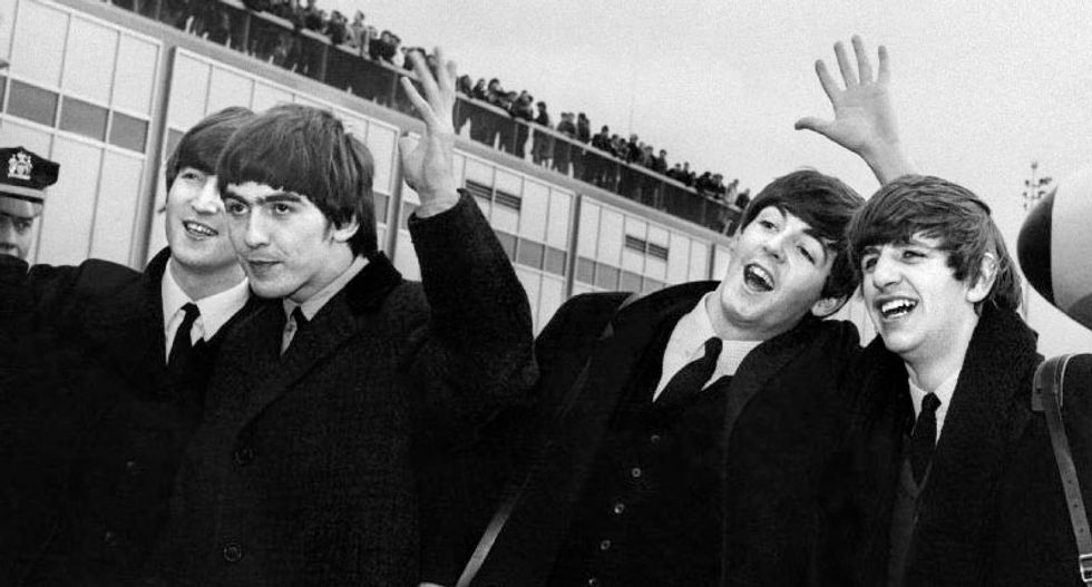 WATCH: Unseen Beatles footage from 1965 Australia tour released