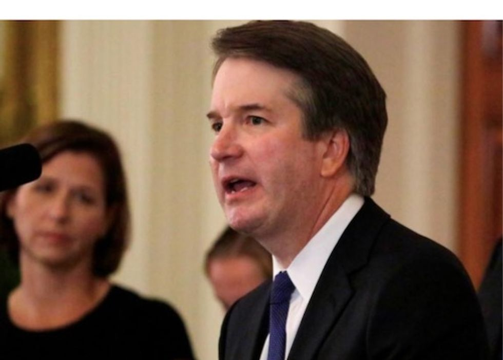 Comments by former clerks may backfire on Trump's high court pick Brett Kavanaugh