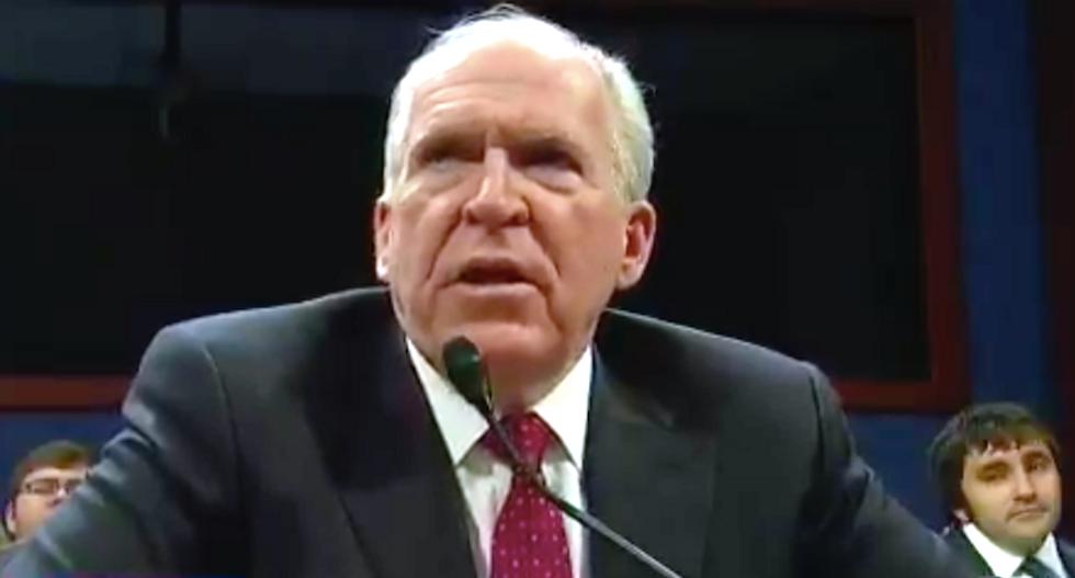 'Hogwash': John Brennan torches Trump in scathing new editorial