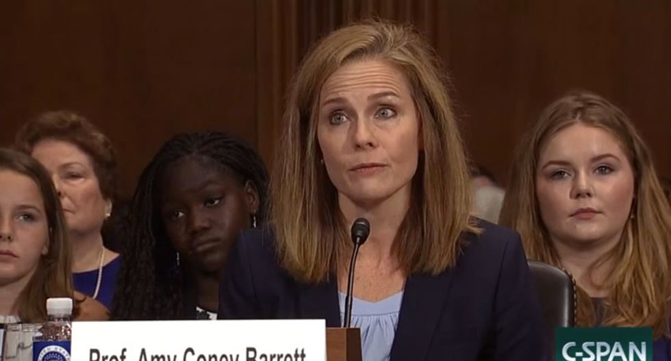 WATCH LIVE: Senate holds first Amy Coney Barrett Supreme Court confirmation hearing