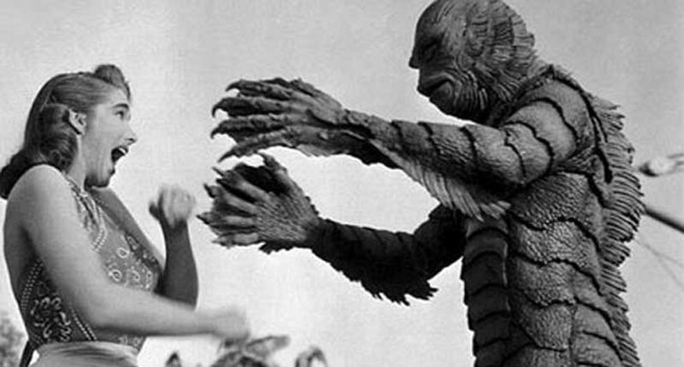 10 horrifying tales about half-human, half-animal monsters that lurk in our nightmares