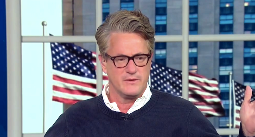 'Are you tired of winning so much?': Morning Joe says Trump's 'chaos' will doom GOP to defeat