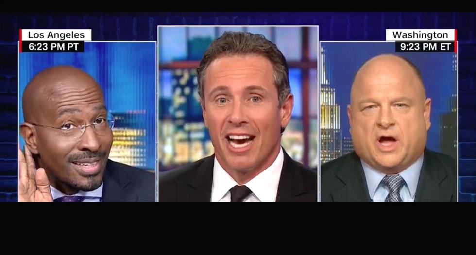 CNN's Chris Cuomo grills David Urban over SCOTUS pick: 'Will he overturn Roe vs Wade?'
