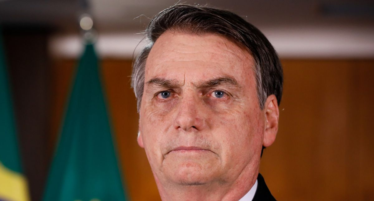 'Major political crisis' in Brazil as military chiefs quit amid Bolsonaro purge of top ministers