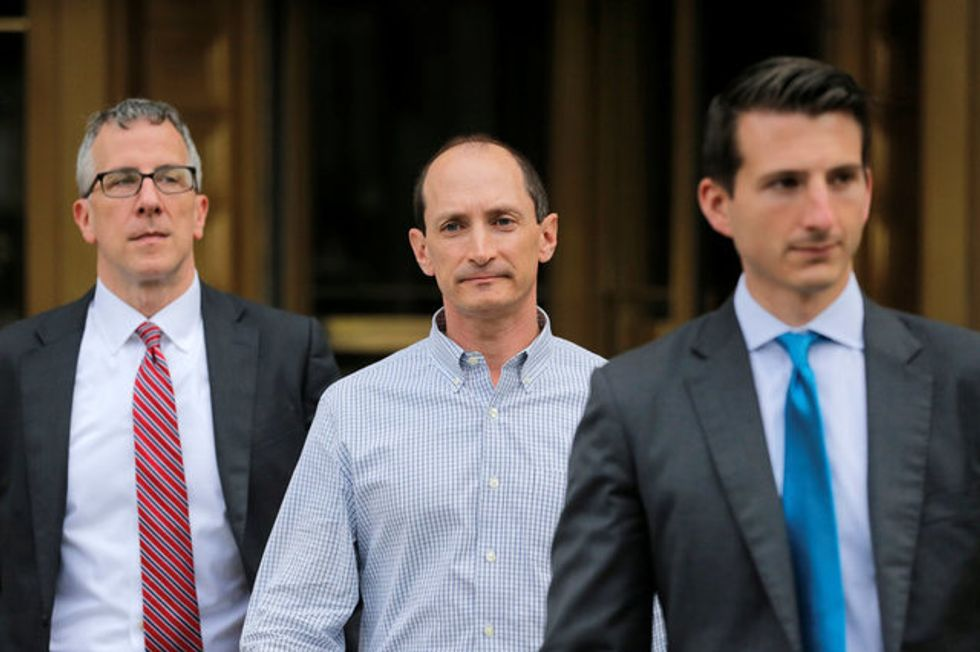Five charged with insider trading involving Department of Health & Human Services