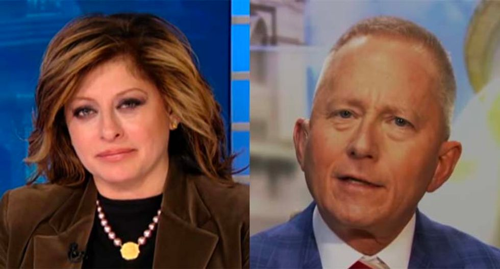 WATCH: Democrat-turned-Republican Jeff Van Drew slobbers all over Fox Business host before praising Trump