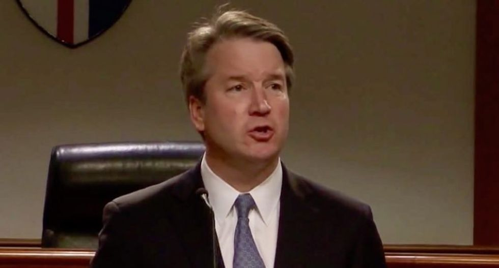 Former Georgetown Prep classmate calls Kavanaugh accusations 'story I know was repeated dozens of times'