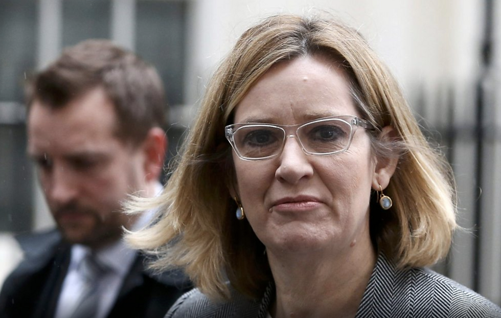 'Irritated' UK Home Secretary blasts Trump officials after leaks to media about Manchester attack