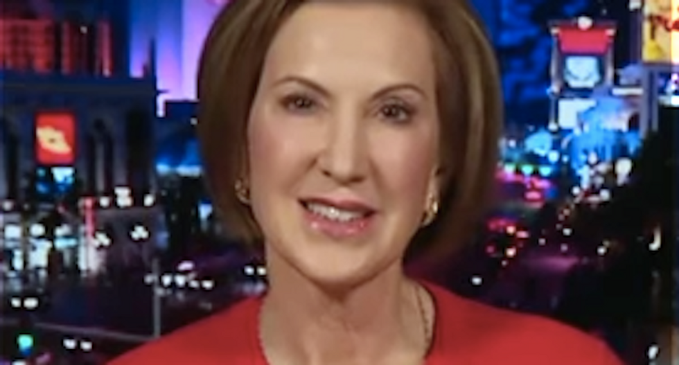 That time Carly Fiorina swore 'Ted Cruz cannot possibly beat Hillary Clinton'