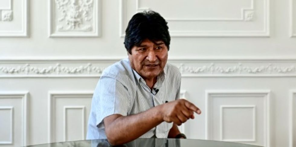 Exiled former president Evo Morales seeks parliament seat as Bolivia election campaign gets underway