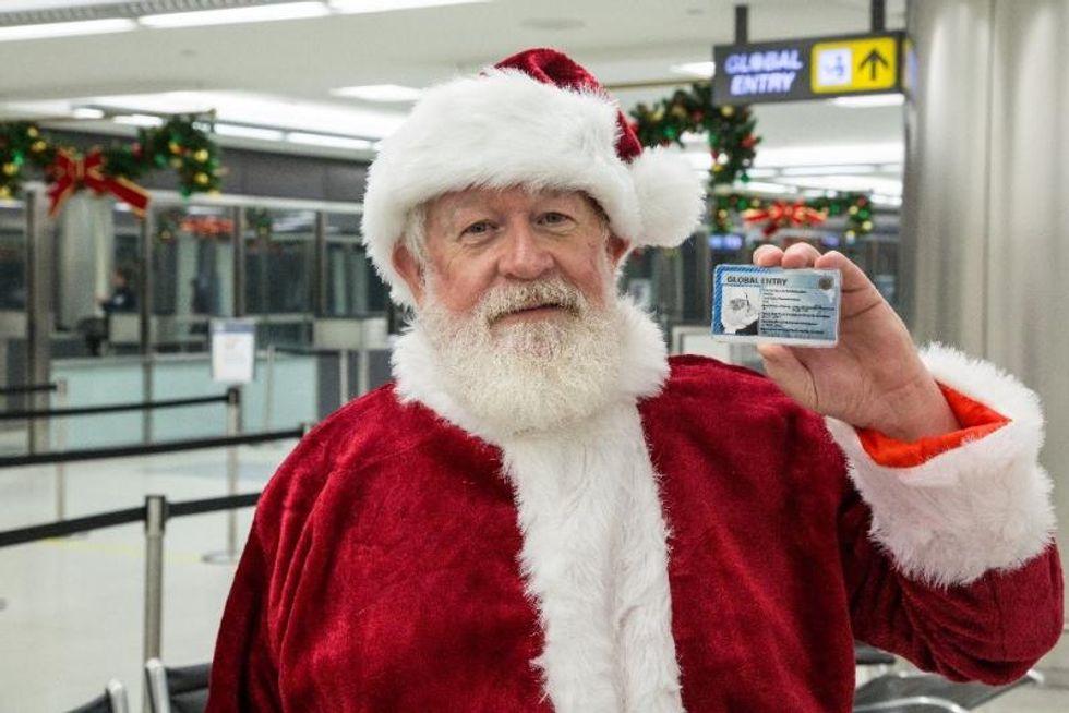 Trump border protection agency's 'weird and bad' Christmas joke massively backfires