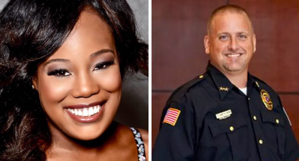 Texas police chief creates new position for himself after 'resigning' over racist rant