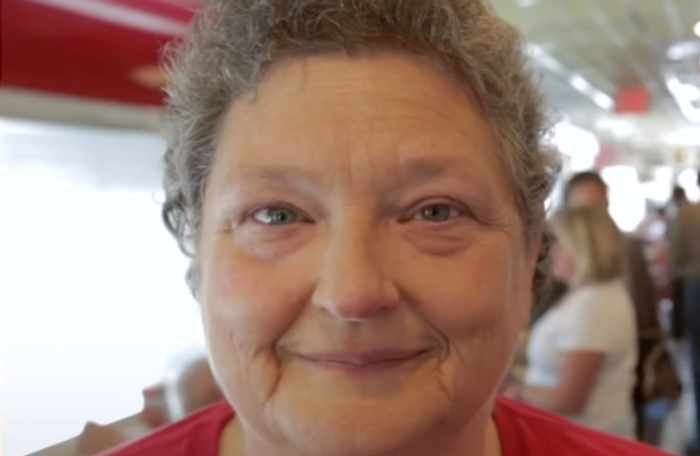 'It's my only income': Trump voter shocked after learning he plans to cut key program she needs