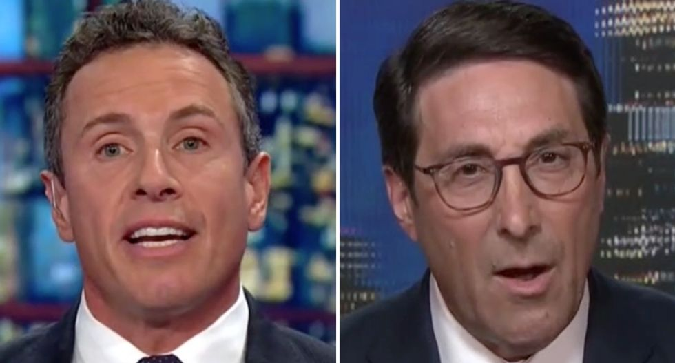 Watch CNN's Chris Cuomo shoot down Trump attorney Jay Sekulow's 'evidence' that the president didn't obstruct justice