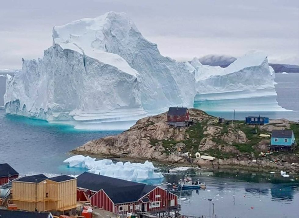 This isn't the first time Trump expressed an interest in buying Greenland from Denmark