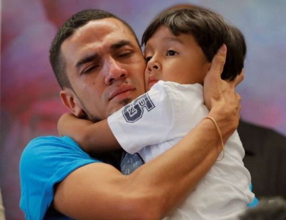 Most children, parents separated at US-Mexican border reunited: court filing