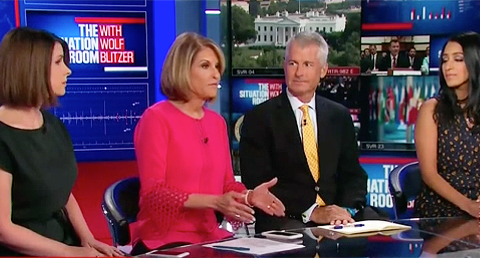 CNN panel undercuts GOP claim FBI's Peter Strzok is biased: 'Why didn't he leak' Russian collusion with Trump?