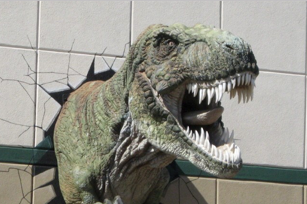 Montana newspaper exposes hilarious 'facts' on display at creationist museum