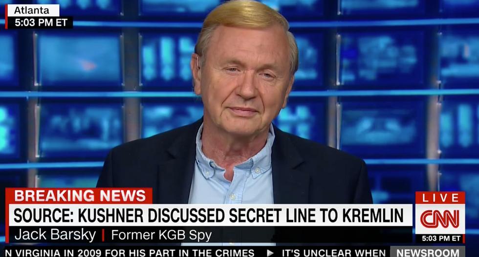 'Mind-boggling': Ex-KGB spy aghast over reports 'naive' Kushner asked Russian envoy for backchannel