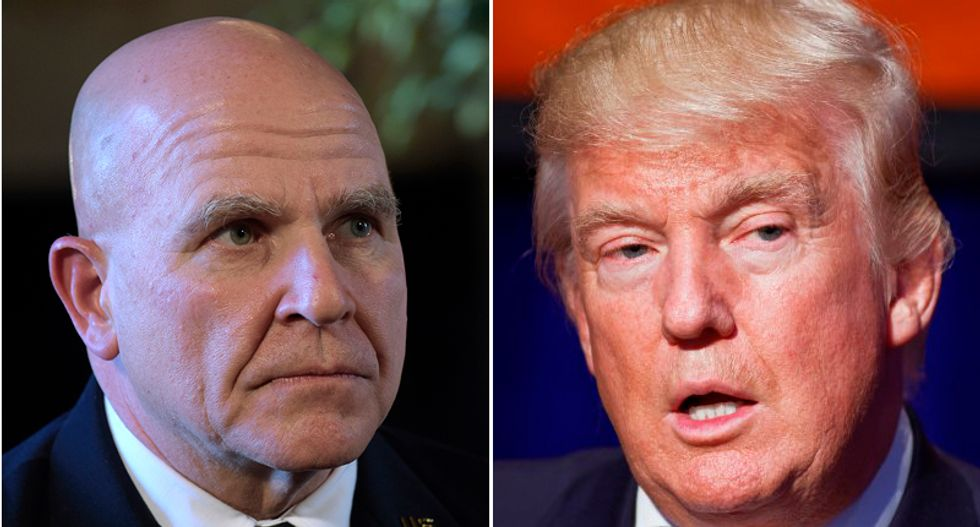 H.R. McMaster confided Trump is an 'idiot' and 'dope' during private meeting with tech CEO: report
