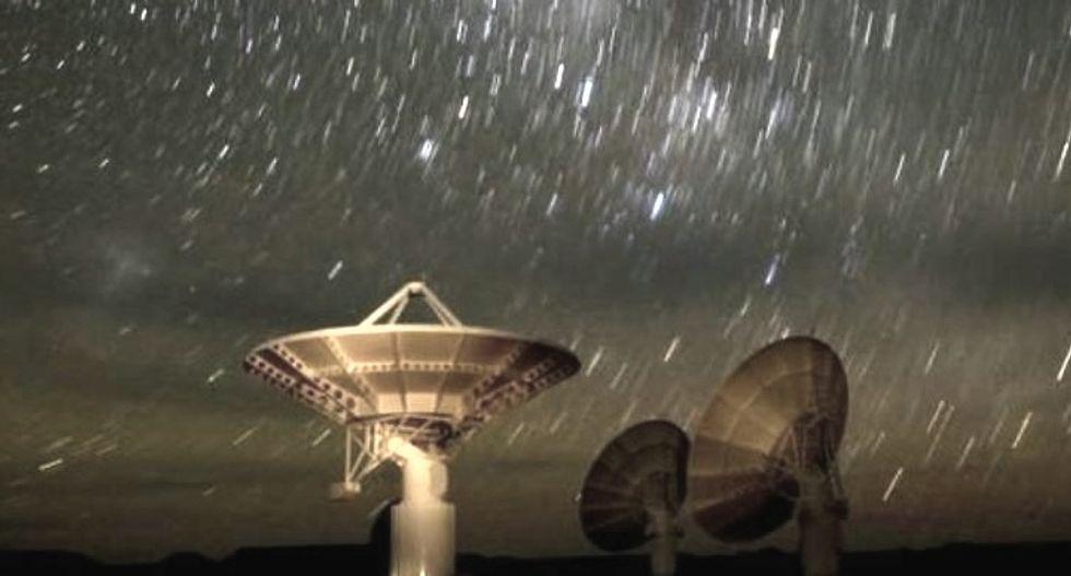 South Africa's MeerKAT to help unlock mysteries of universe
