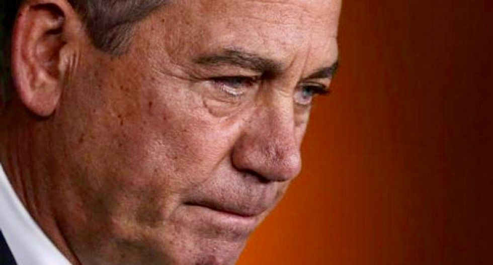 John Boehner torches Trump's presidency: Almost everything he's done 'has been a complete disaster'