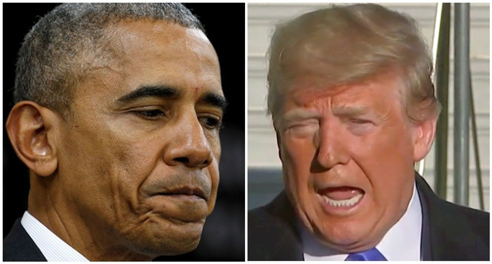 Obama was unprepared for Trump — and for the way the GOP has abandoned the rule of law: WaPo editor