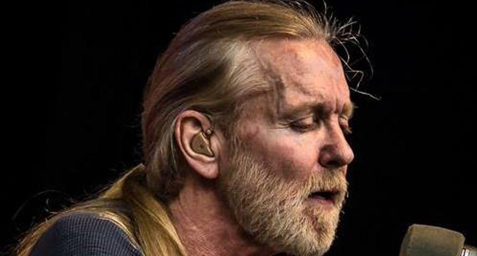 Legendary Southern rocker Gregg Allman dies at age 69
