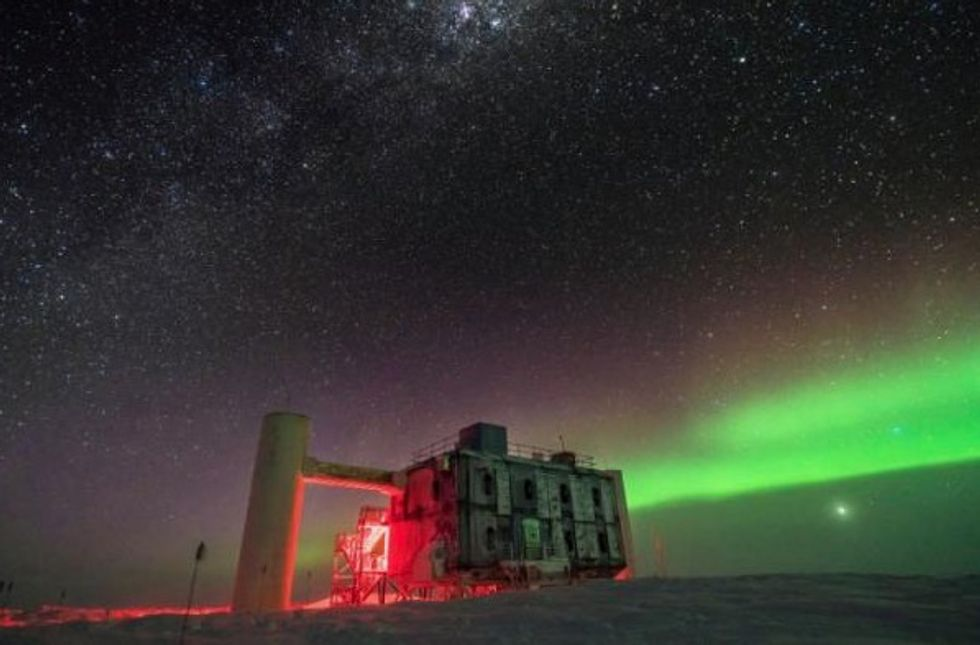 Ghostly particles give scientists new understanding of universe