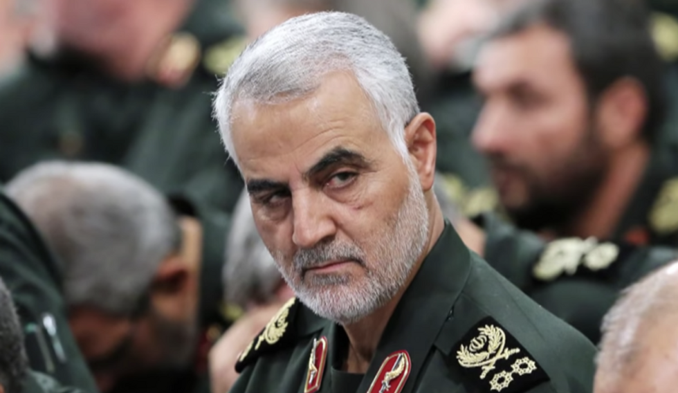 National security expert questions legality of Trump strike on Suleimani