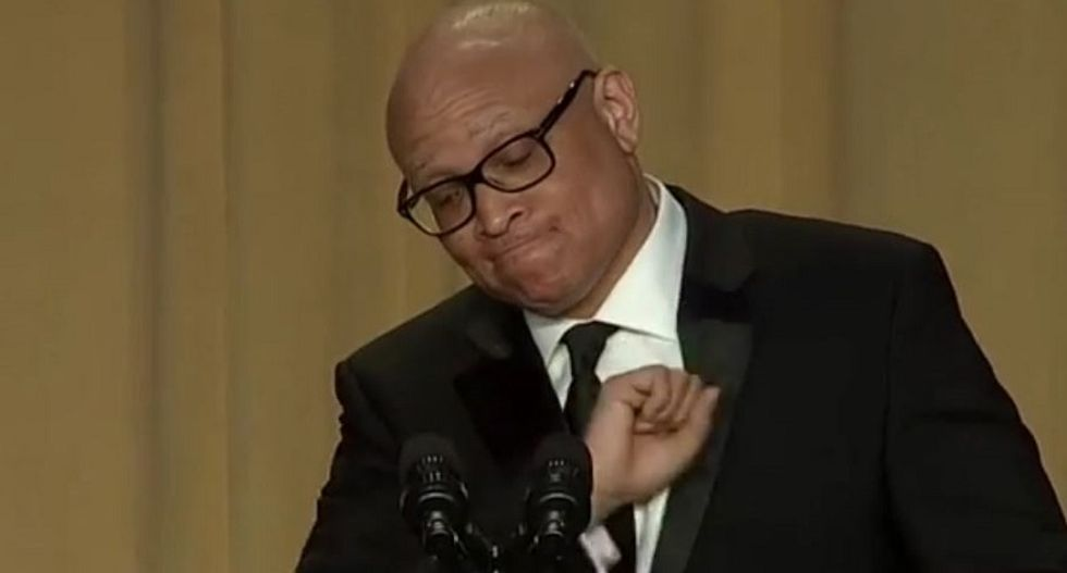 Fox host has white hot ragespasm after Wilmore says N-Word to Obama