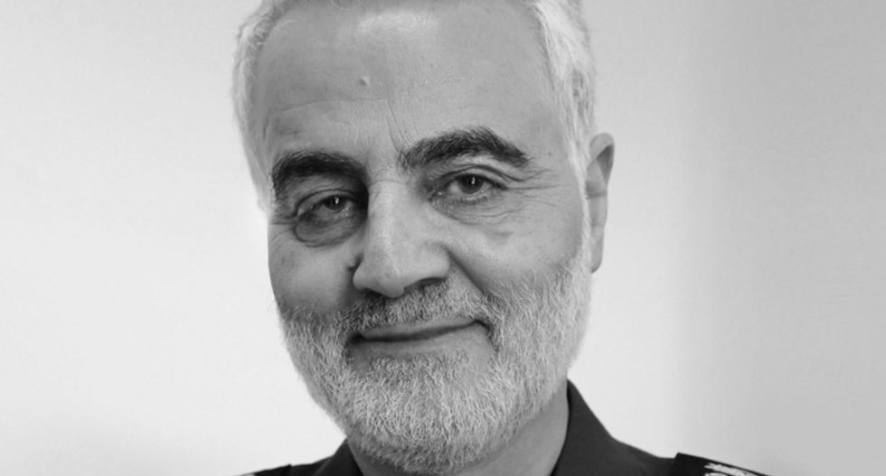 Pentagon claims credit for Qasem Suleimani assassination — ordered 'at the direction of the president'