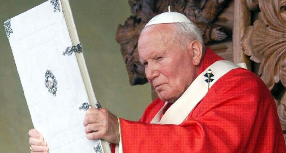 Vatican admits mistakes by John Paul II in US cardinal abuse case