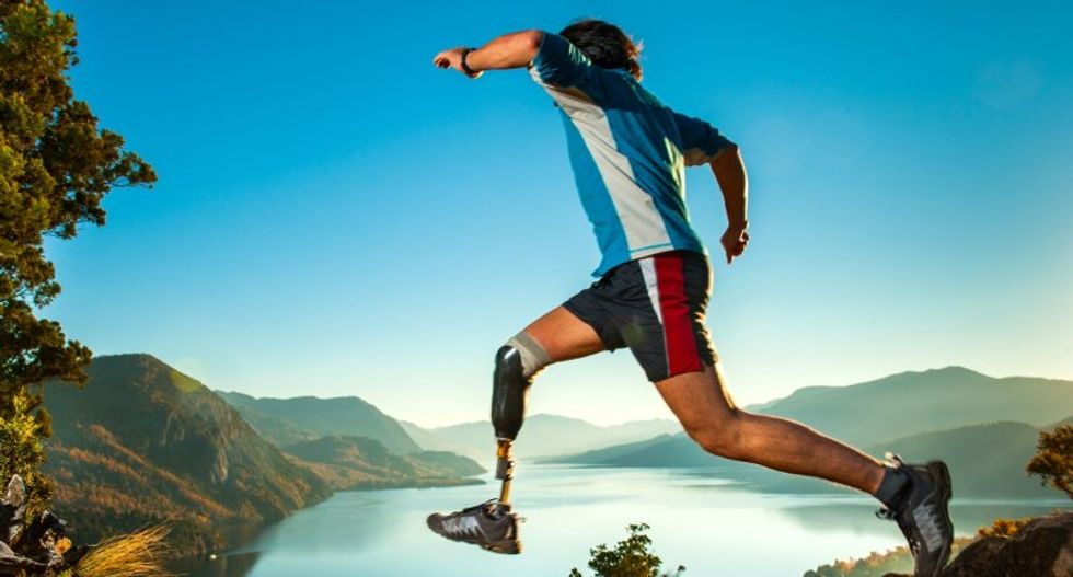 The many beneficiaries of prosthetics innovations extends beyond wounded warriors