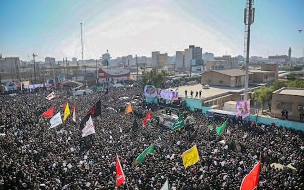 Trump drives 'millions' out on street to mourn Soleimani, dwarfing the size of his inauguration: report