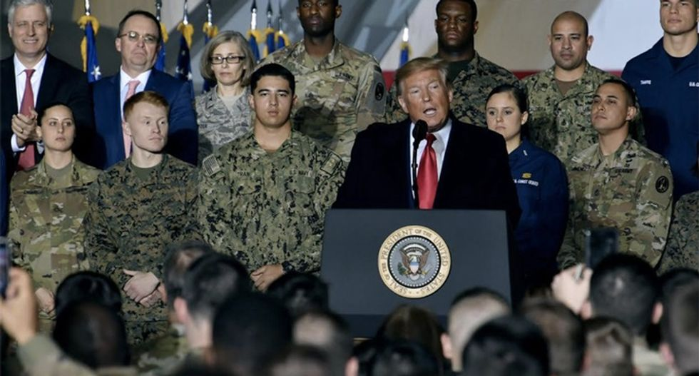 Pentagon official refutes Trump over list of '52 targets' in Iran: 'No list adds up to that number'