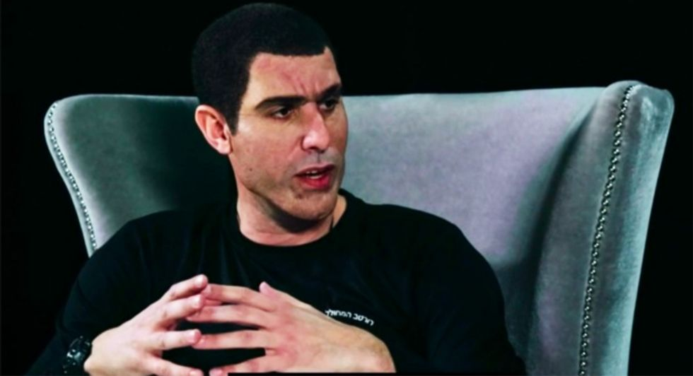 Sacha Baron Cohen punks clueless Republicans into endorsing arming toddlers to prevent school shootings
