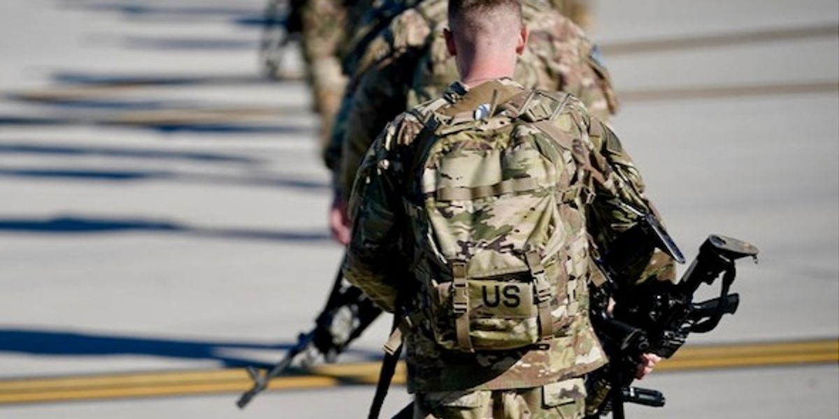 US sends more reinforcements for Afghan pullout: Pentagon